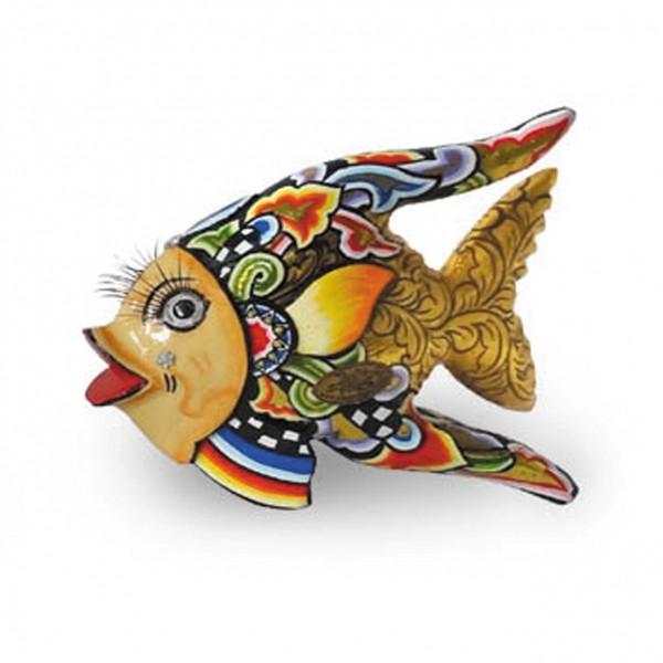 Fisch Oscar,S gold