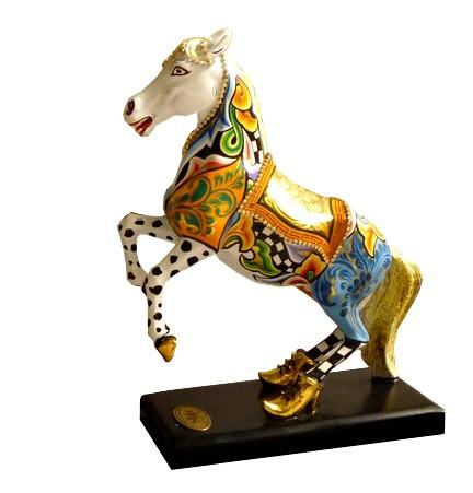 Pferd weiss M, White Champion