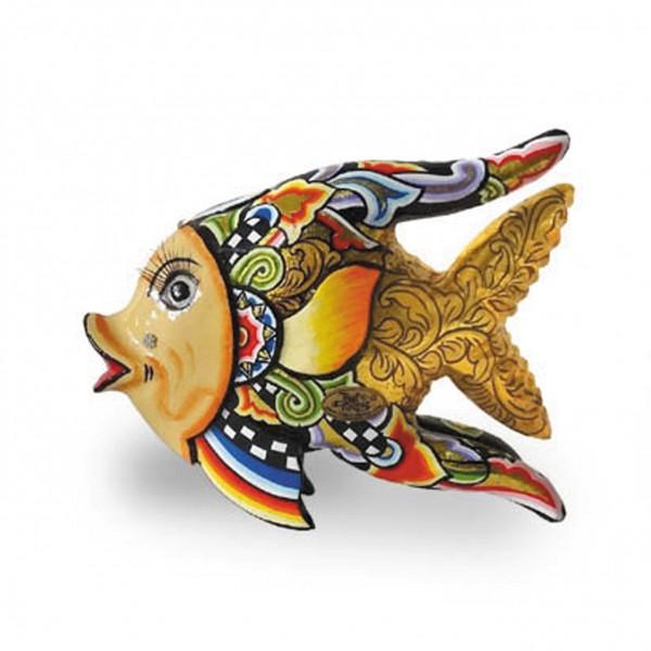 Fisch Oscar,M gold