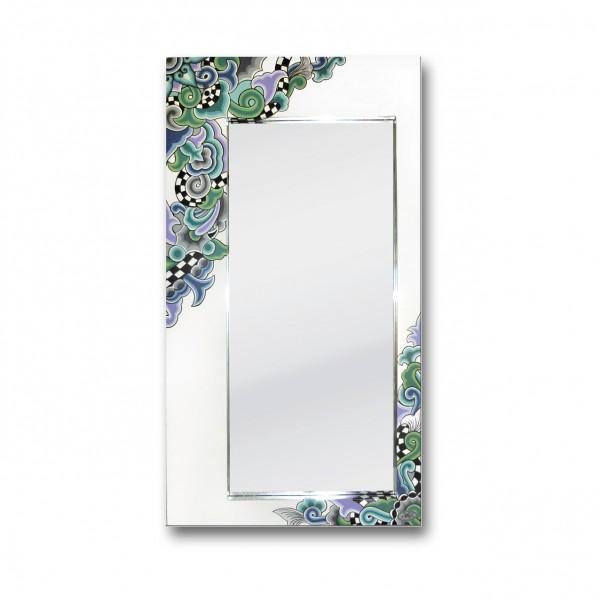 Spiegel Almeria, rechteckig